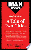 Tale Of Two Cities A Maxnotes Literature Guides