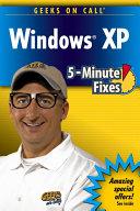 Pdf Geeks On Call Windows XP