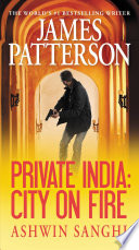 Private India  City on Fire Book