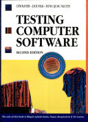 Testing Computer Software Second Edition