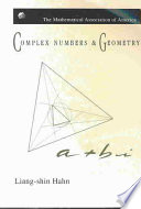 Complex Numbers and Geometry Book