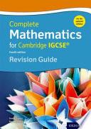 Complete Mathematics for Cambridge IGCSE®