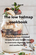 The Low Fodmap Diet Cookbook Book