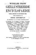 Winkler Prins' geïllustreerde encyclopaedie