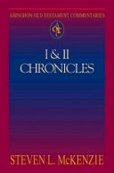 Abingdon Old Testament Commentaries  I   II Chronicles