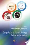 Computational Nanotoxicology Book