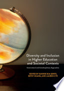 Diversity and Inclusion in Higher Education and Societal Contexts Book PDF