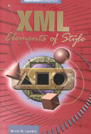 XML Elements of Style Book