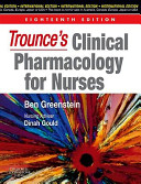 Cover of Trounce's Clinical Pharmacology for Nurses