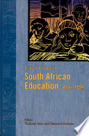 Critical Issues in South African Education After 1994 Book