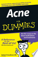 Acne For Dummies Book