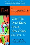First Impressions [Pdf/ePub] eBook