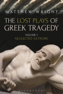 The Lost Plays of Greek Tragedy (Volume 1) [Pdf/ePub] eBook