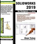 SOLIDWORKS 2019 for Designers  17th Edition