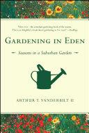 Pdf Gardening in Eden