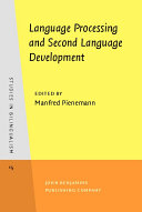 Language Processing and Second Language Development