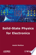 Solid State Physics for Electronics Book
