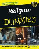 Religion For Dummies
