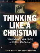 Thinking Like a Christian