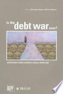 Is the Debt War Over