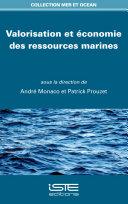 Pdf Valorisation et économie des ressources marines Telecharger