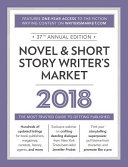 Novel And Short Story Writer S Market 2018