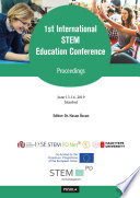 1st International STEM Education Conference Proceedings