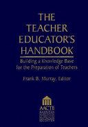 The Teacher Educator S Handbook Book PDF