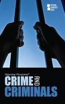 Crime and Criminals Book PDF