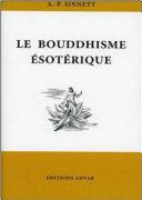 Le bouddhisme ésotérique ebook