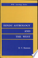 Hindu Astrology and the West