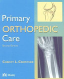 Primary Orthopedic Care