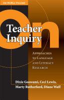 On Teacher Inquiry Pdf/ePub eBook