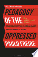 link to Pedagogy of the oppressed in the TCC library catalog