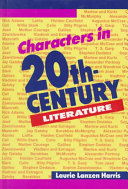 Characters in 20th century Literature