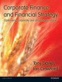 Read Online Corporate Finance and Financial Strategy Full Book