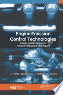 Engine Emission Control Technologies