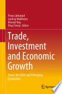 Trade  Investment and Economic Growth Book