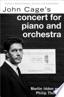 John Cage s Concert for Piano and Orchestra