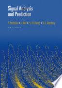 Signal Analysis and Prediction Book