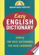 Random House Webster's Easy English Dictionary