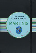 Pdf The Little Black Book of Martinis