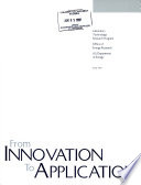From Innovation to Application