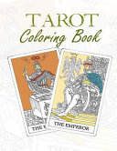 Tarot Coloring Book