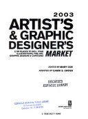 2003 Artist's and Graphic Designer's Market