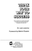 Think Your Way to Success Book