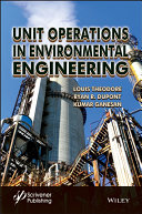 Unit Operations in Environmental Engineering