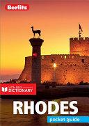 Berlitz Pocket Guide Rhodes