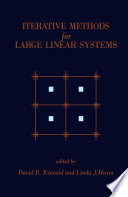 Iterative Methods for Large Linear Systems Book