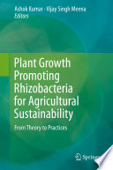 Plant Growth Promoting Rhizobacteria For Agricultural Sustainability Book PDF